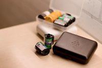 Bento Box Film Cases