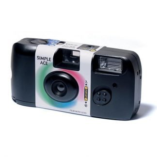 Simple Ace 400 Disposable Camera