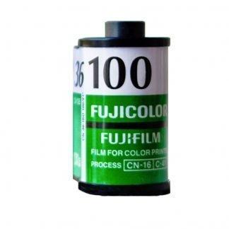 Fujicolor 100 35mm