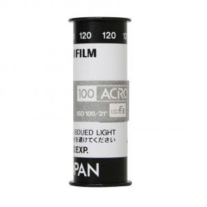 Neopan Acros 100 120 Film