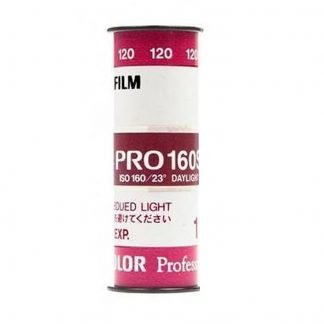 PRO 160NS 120 Film