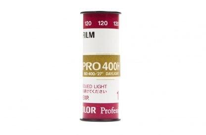 PRO 400H 120 Film