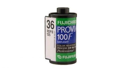 Provia 100F 35mm