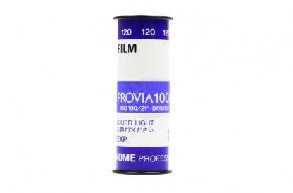 Provia 100F 120 Film