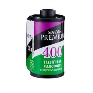 Superia Premium 400 35mm