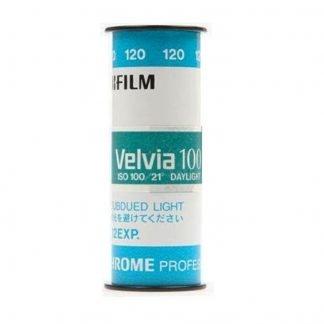 Velvia 100 120 Film