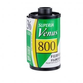 Superia Venus 800 35mm