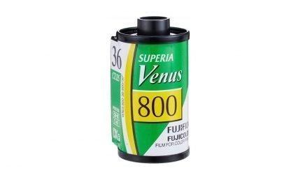 Superia Venus 800 35mm