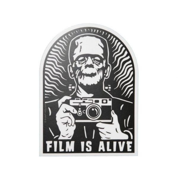 Film Is Alive - Sticker
