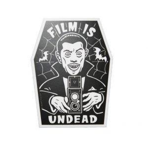 Film Is Undead - Sticker