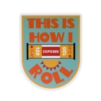This is How I Roll - Sticker