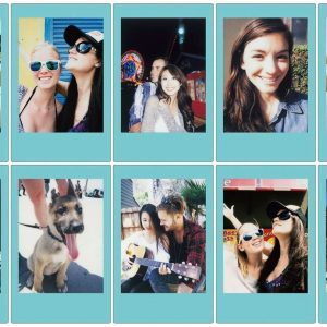 Instax Mini - Sky Blue