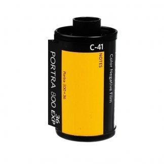 Portra 800 35mm