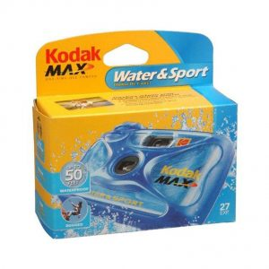 Water & Sport - Waterproof Disposable Camera