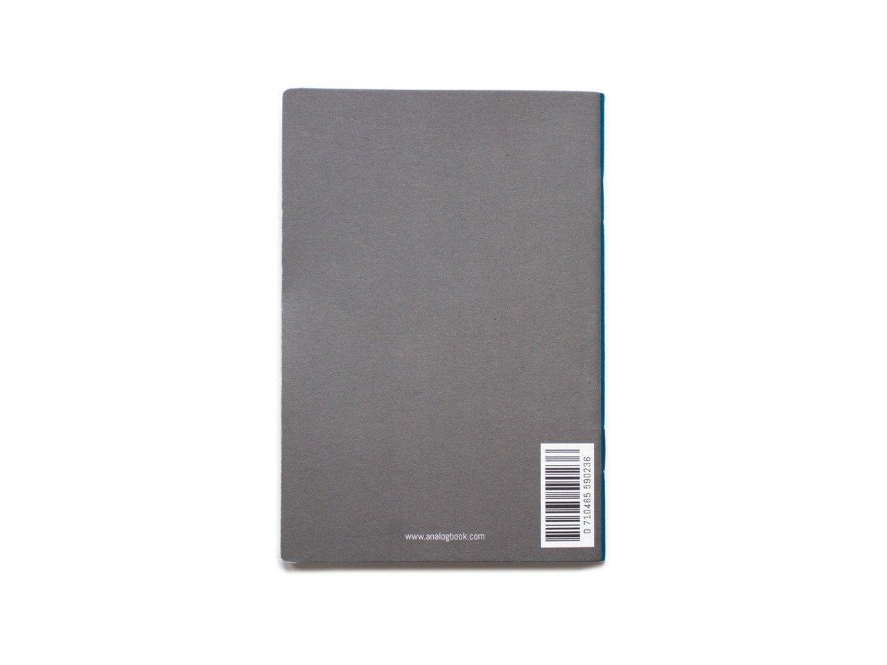 Analogbook Notebook - 120 Medium Format