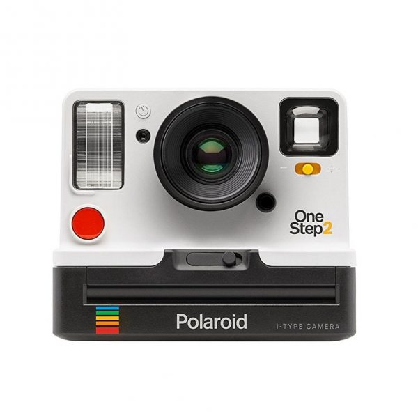 OneStep 2 Viewfinder Polaroid Camera - White