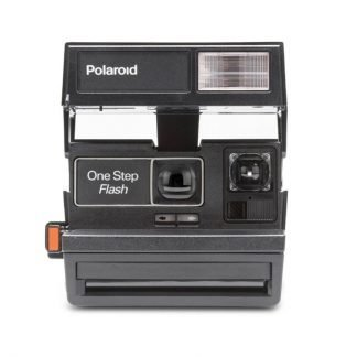 OneStep Flash 600 Square Vintage Camera 80's