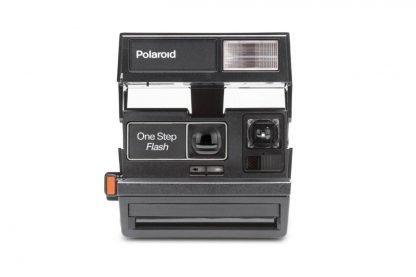OneStep Flash 600 Square Vintage Camera 80's