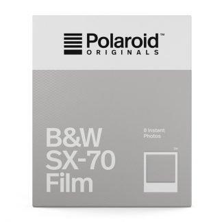 SX-70 Format Black & White Film