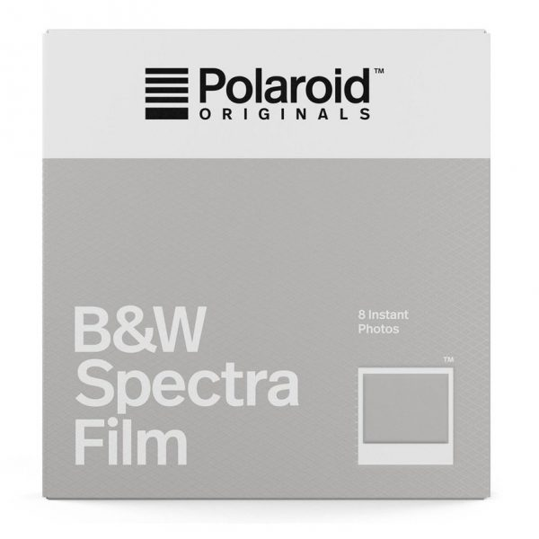 Spectra Format Black & White Film