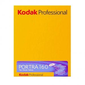 Portra 160 4x5 - 10 Sheets