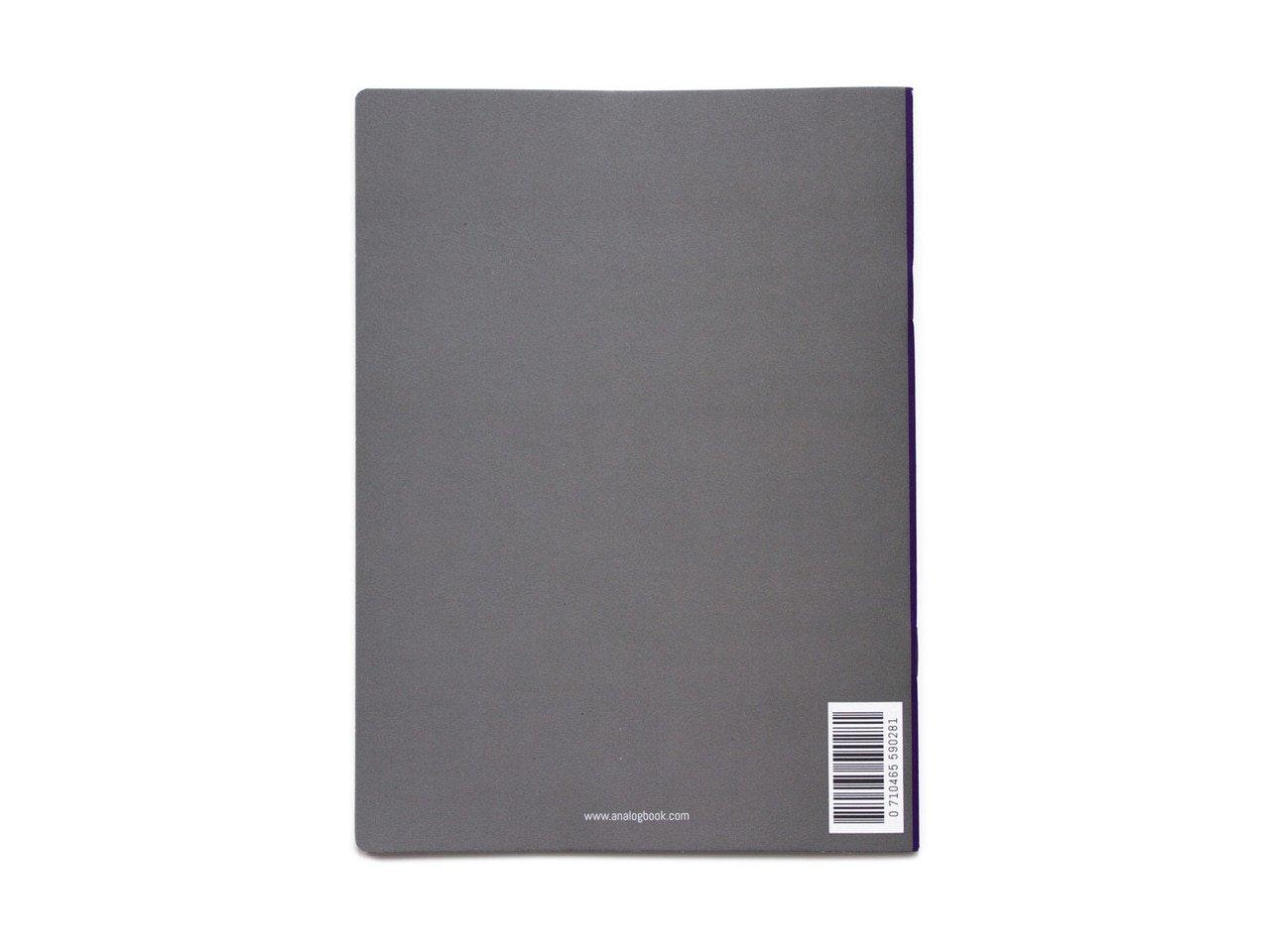 Analogbook Notebook - Darkroom Processing