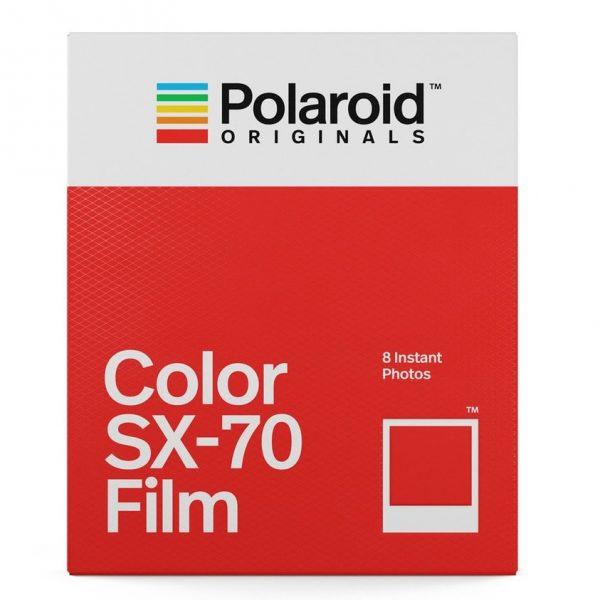 SX-70 Format Colour Film