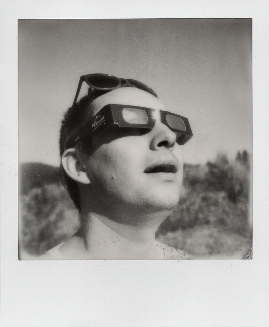 SX-70 Format Black & White Film