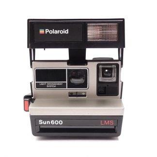 Sun 600 LMS Vintage Camera 80's