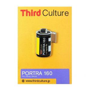Portra 160 Lapel Pin