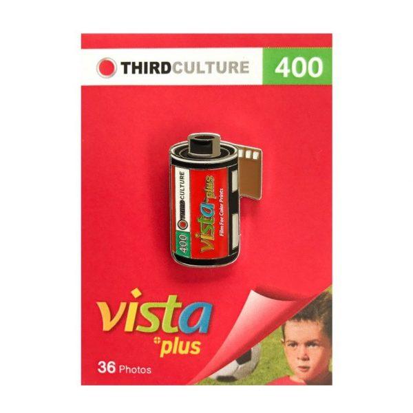 Vista 400 Lapel Pin
