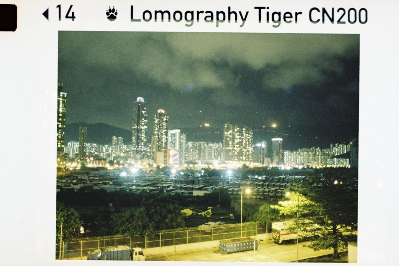 Tiger 200 110 Film - 3 PACK