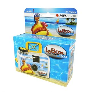 LeBox Ocean 400 - Waterproof Disposable Camera